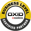 OXID eSales Certified Solution Partner