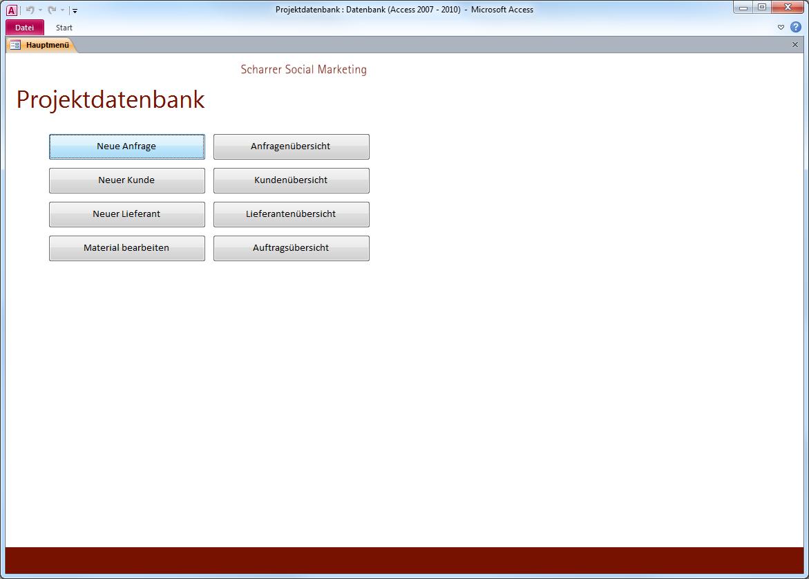 Atemberaubend Microsoft Access Vorlagen Ideen - Entry Level Resume ...