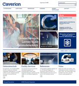 Caverion GmbH screenshot
