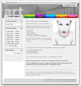 Fine Art Imaging Shop screenshot