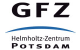 Deutsche GeoForschungsZentrum GFZ screenshot